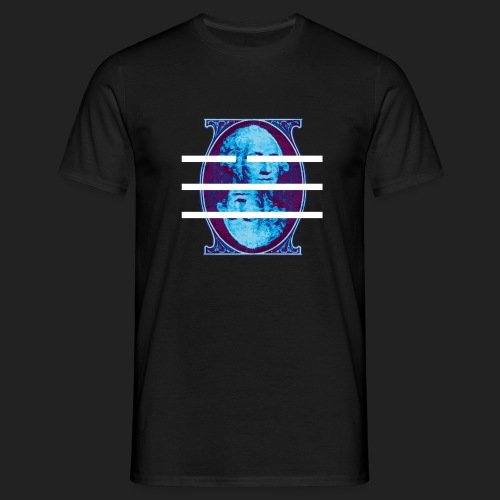 DOLLAR - Männer T-Shirt