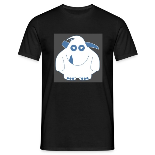 Pinky Monster - Men's T-Shirt