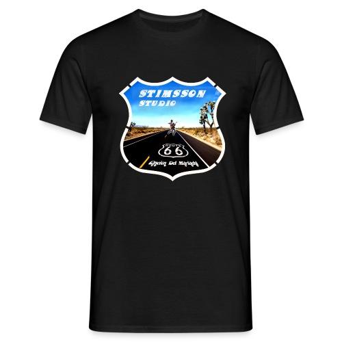 STIMSSON STUDIO - T-shirt herr