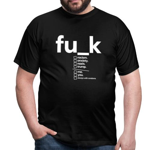 FU_K | I Give A Funk Collection - Männer T-Shirt