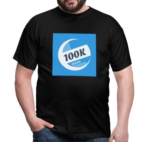 100K HOOPS NEW - T-shirt Homme