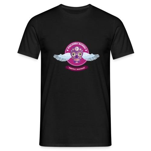 Paloma Rossi - Flying Skull Limited Edition - Männer T-Shirt