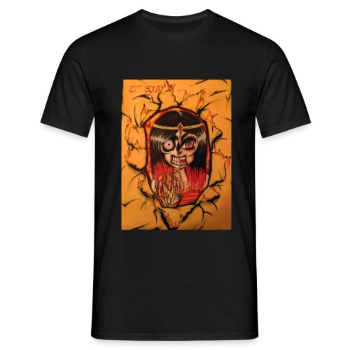 Manga - Camiseta hombre