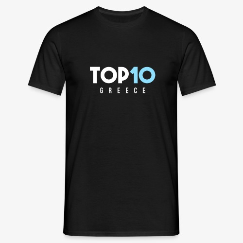 Top10Grece Avatar - Men's T-Shirt