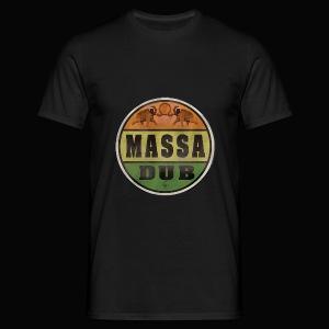 Logo de Massa Dub - T-shirt Homme