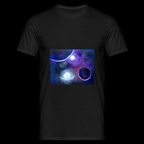 Space - Männer T-Shirt
