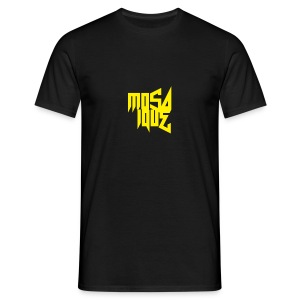 MosaiqueRecords BYellow - T-shirt Homme