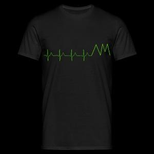 Art&MotionEKG - Männer T-Shirt