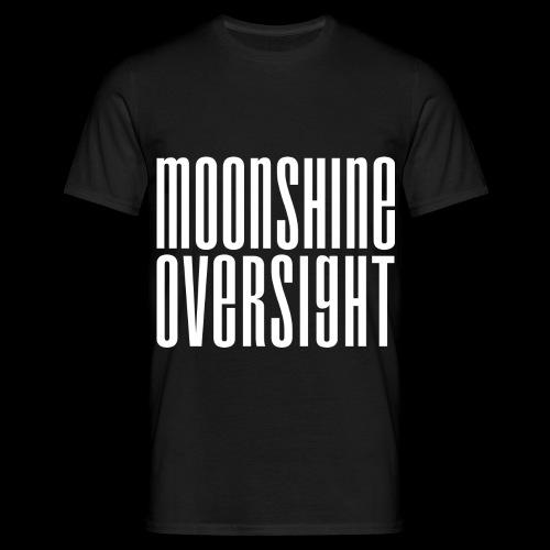 Moonshine Oversight blanc - T-shirt Homme