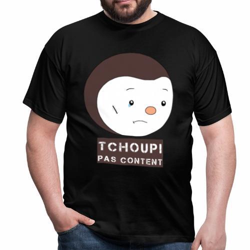Tchoupi pas content ! - T-shirt Homme