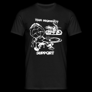 Support - T-shirt herr