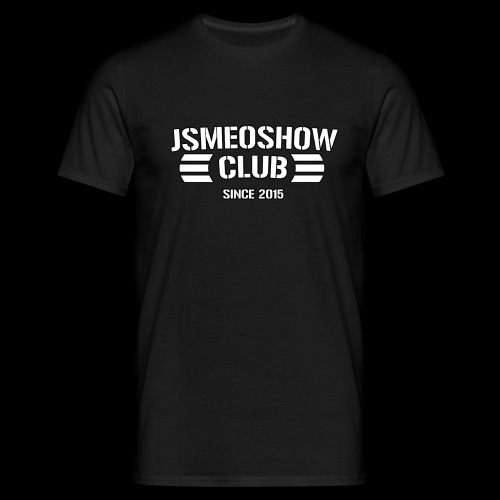 JSS Club - T-shirt Homme