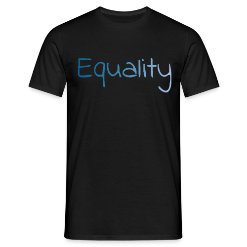 equality - T-shirt herr