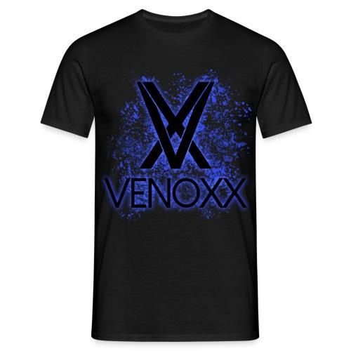 VENOXX - Blue - Männer T-Shirt