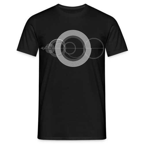 recaman - Men's T-Shirt