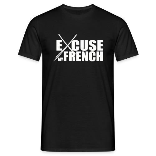 Logo White EMF - T-shirt Homme
