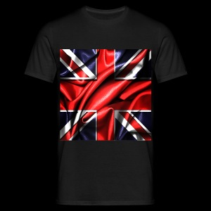 Union Jack design - Men's T-Shirt