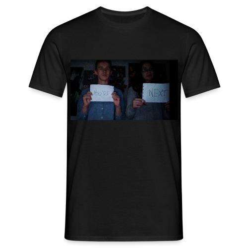 You're Next ZZ - Mannen T-shirt