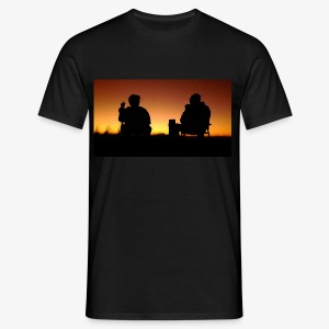 Walter and Jesse - Männer T-Shirt