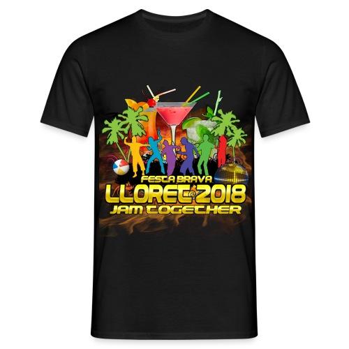 Lloret De Mar 2018 - Männer T-Shirt