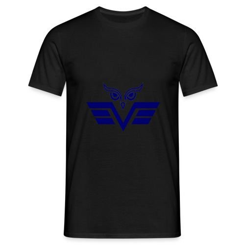blue owl - Men's T-Shirt