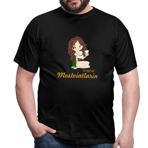 mostviertlerin - Männer T-Shirt