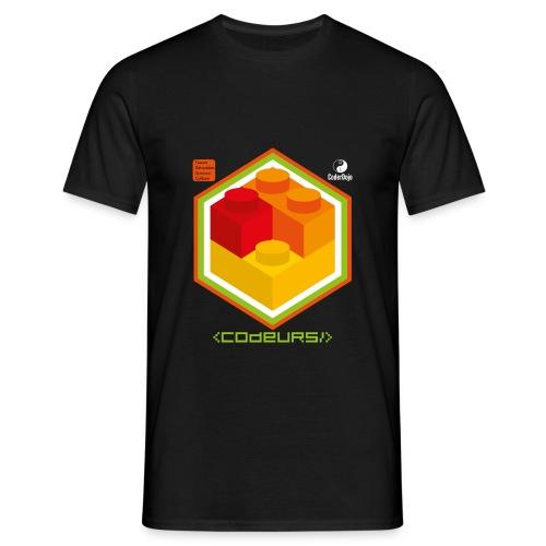 Esprit Brickodeurs - T-shirt Homme