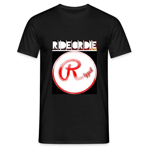 Rigged - RIDEORDIE - Männer T-Shirt