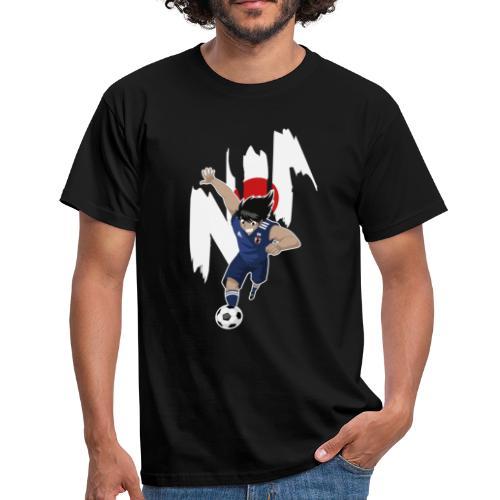 HYUGA JAPAN - COUPE DU MONDE - RUSSIE 2018 - T-shirt Homme
