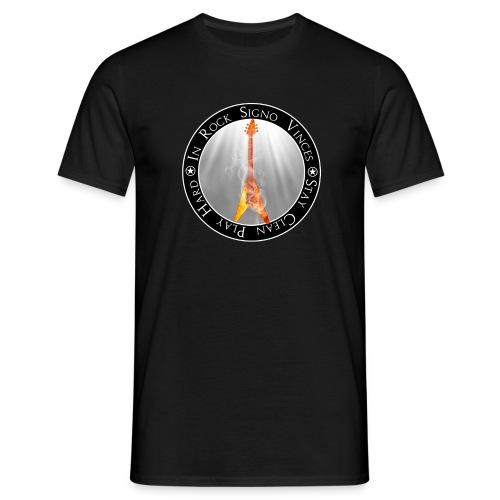 In Rock Signo Vinces - T-shirt herr