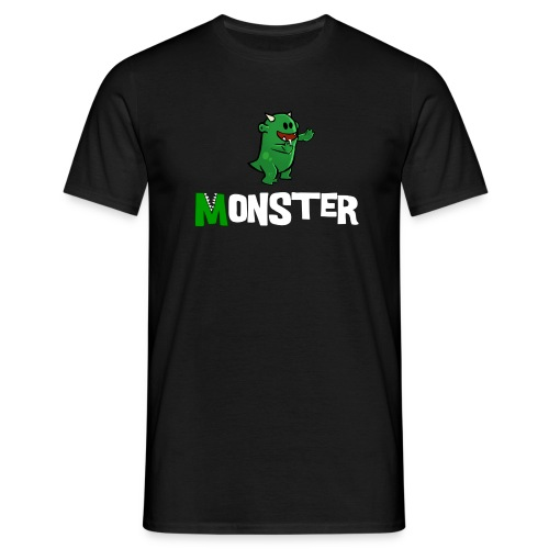 Monster - T-shirt Homme
