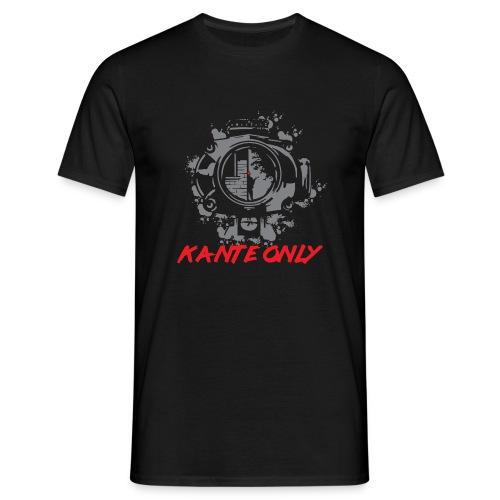 Kante Only Shirt - Männer T-Shirt