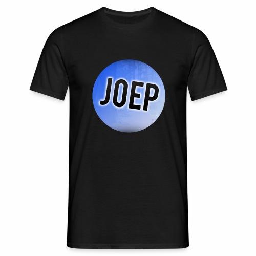 Mannen T-Shirt met logo - Mannen T-shirt