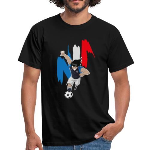 HYUGA FRANCE - COUPE DU MONDE - RUSSIE 2018 - T-shirt Homme