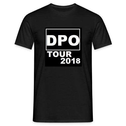DPO SHOP ABSCHIEDS TOUR 2018 - Männer T-Shirt
