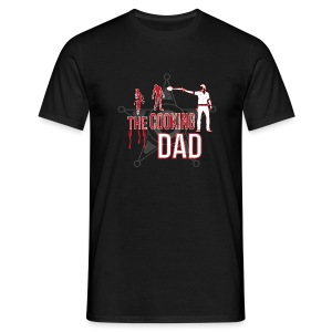 The cooking Dad - Männer T-Shirt