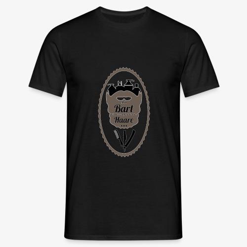 Bartpflege - Männer T-Shirt