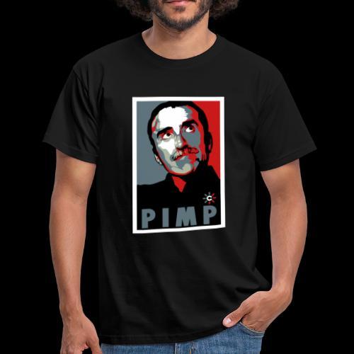 PIMP Y MEDIO - Camiseta hombre