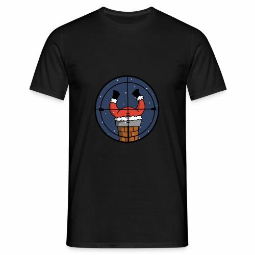 père noël - T-shirt Homme