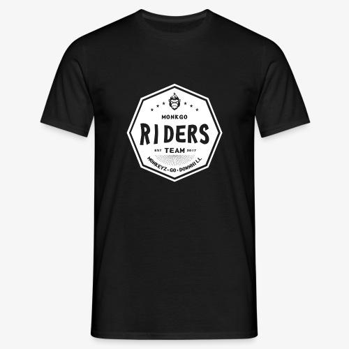 MonkGo Riders Team - Männer T-Shirt
