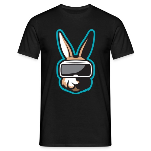 TiG Rabbit logo - Men's T-Shirt