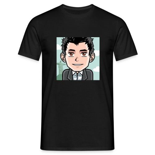 LetsZocker - Männer T-Shirt