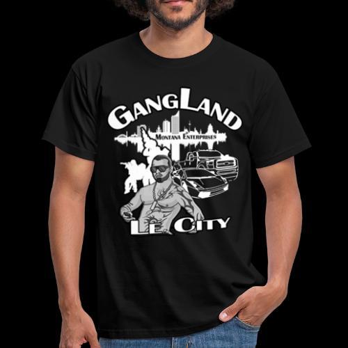 Gangland LE City - Männer T-Shirt