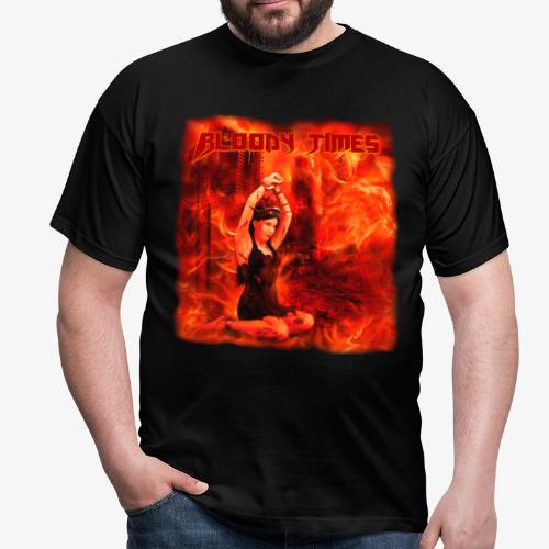 Bloody Times - The Fire of Immortality - Men's T-Shirt