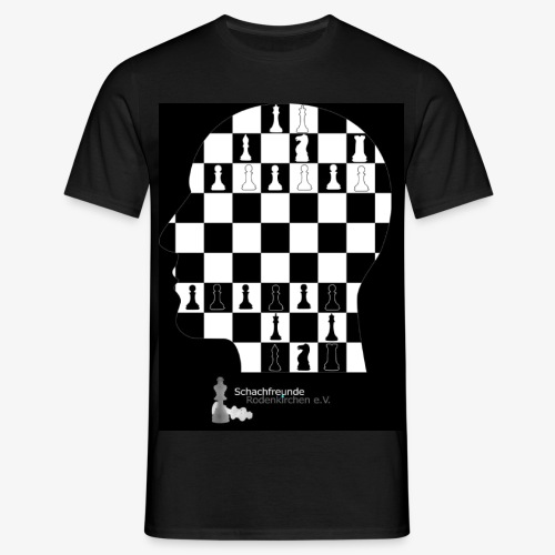 Schachfreunde Rodenkirchen - Männer T-Shirt