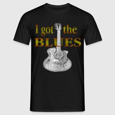 Ho avuto i BLUES - Maglietta da uomo