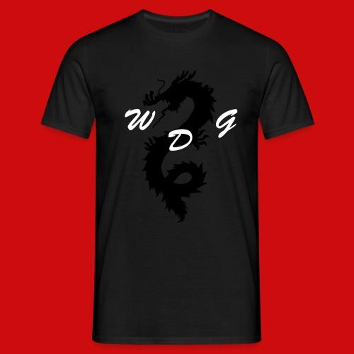 WoodDragonGaming Logo - Men's T-Shirt