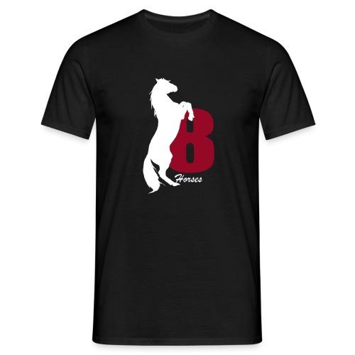 White_18Horses - T-shirt herr