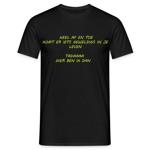 GEWELDIG 01 - T-shirt Homme