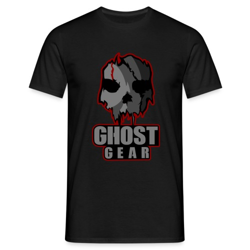 Ghost Gear Skull - Men's T-Shirt